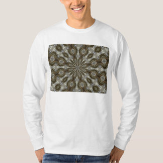 Organic Helix Tunnel by KLM T-Shirt