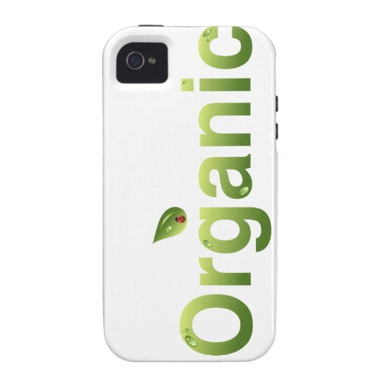 Organic iPhone 4/4S Cover