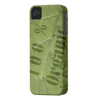 Organic iPhone 4 Cover