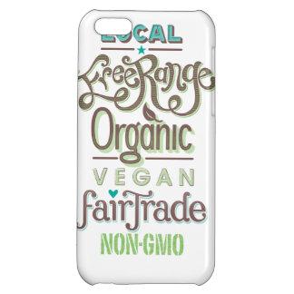 Organic iphone case case for iPhone 5C