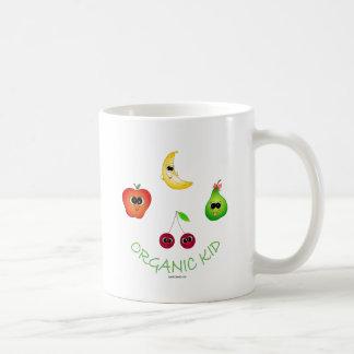 Organic Kid Coffee Mug