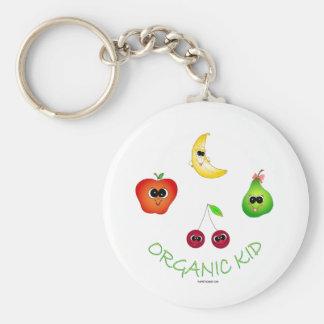 Organic Kid Key Chain