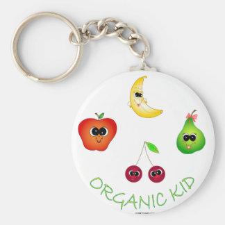 Organic Kid Keychains
