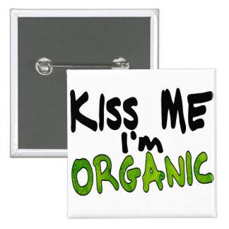 Organic Kiss Button