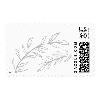 Organic Laurel Postage