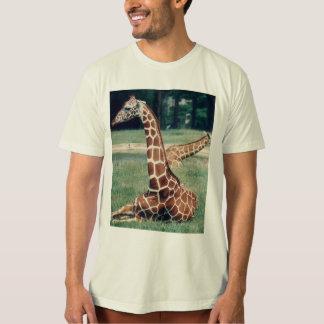 Organic LazyDay Giraffe T-Shirt