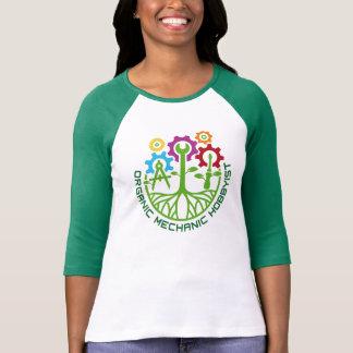 Organic Mechanic Hobbyist Women's lung Sleeve T-Shirt