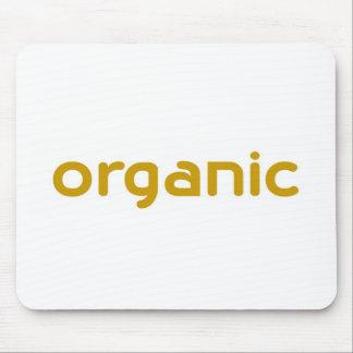organic mouse pad