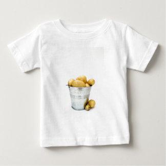 Organic new potatoes baby T-Shirt