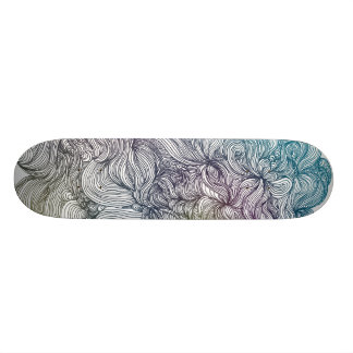 Organic One Skateboard Deck
