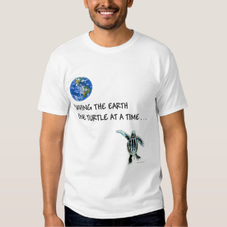 ORGANIC: ONE TURTLE T-Shirt
