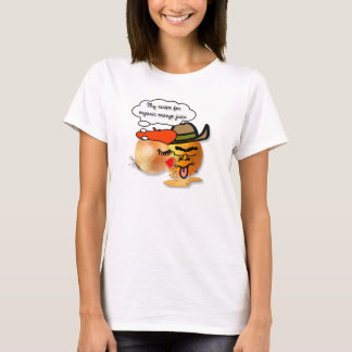 Organic Orange Juice Joke T-Shirt