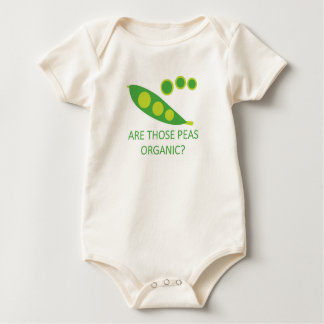 Organic Peas Organic Baby Bodysuit