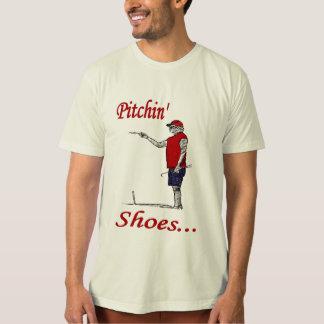 Organic Pitchin ShoesT-Shirt T-Shirt