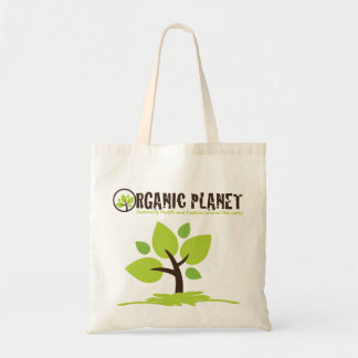 Organic Planet Reusable Canvas Bags