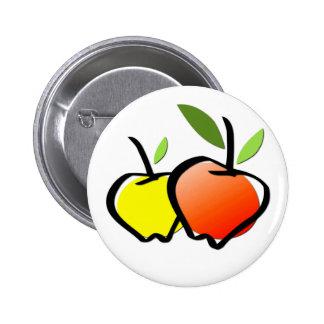 Organic Produce Button