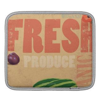 Organic Produce iPad Sleeves