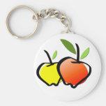 Organic Produce Keychain
