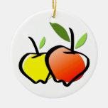 Organic Produce Ornament