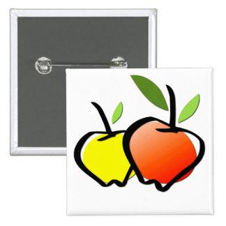 Organic Produce Pin
