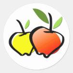 Organic Produce Sticker