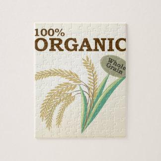 Organic Puzzles