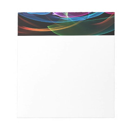 Organic Rainbow Scratch Pad