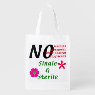 Organic Reusable Bag Grocery Bag