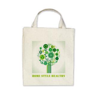 Organic Reusable Grocery Bag
