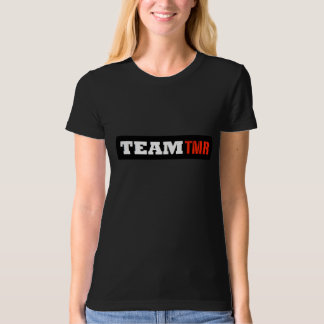 Organic TeamTMR Ladies Crewneck T-Shirt