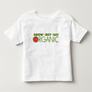 Organic Toddler T-shirt