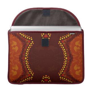 Organic Tribal Love Macbook Pro Laptop Sleeve Sleeves For MacBook Pro