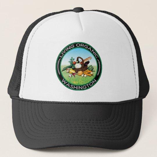 Organic Washington Trucker Hat