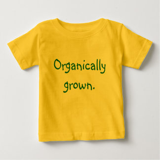 Organically Grown Baby T-Shirt
