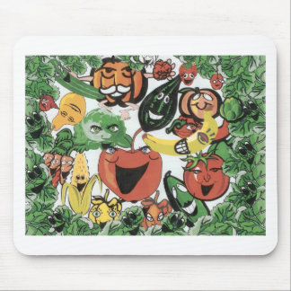 Organically Grown Mouse Pad