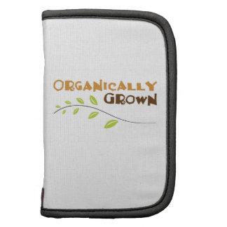 Organically Grown Folio Planner