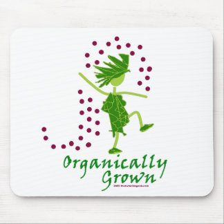 Organically Grown T shirts & gifts Mouse Pad