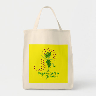 Organically Grown T shirts & gifts Tote Bag