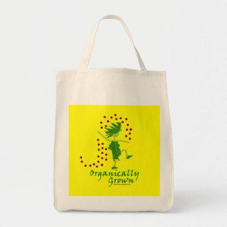 Organically Grown T shirts & gifts Tote Bag