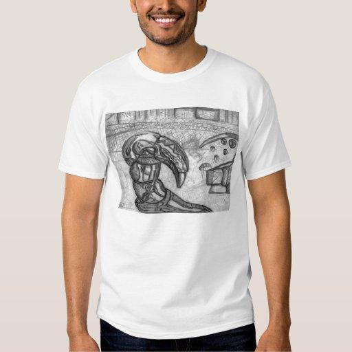 organiccomputationalrobotics t-shirt
