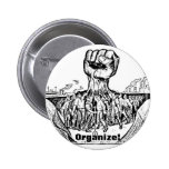 ¡Organice! botón Pin