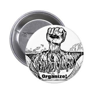 ¡Organice botón Pin