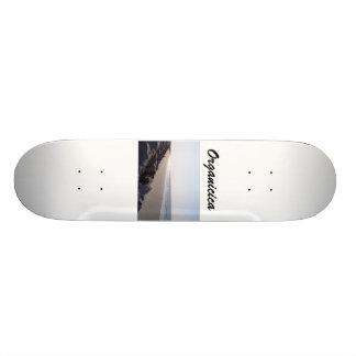 Organicica skateboard deck