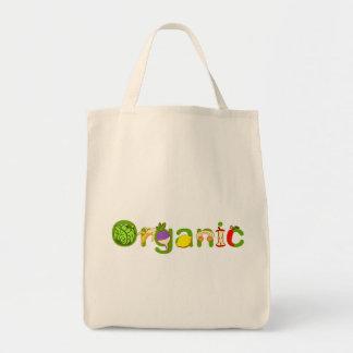 Orgánico Bolsa Tela Para La Compra