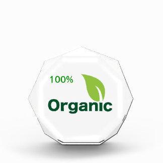 orgánico certificada el 100%