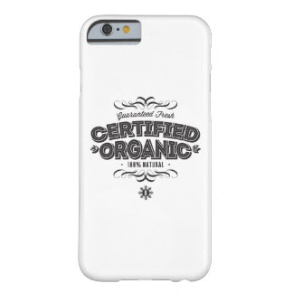 ORGÁNICO CERTIFICADA FUNDA BARELY THERE iPhone 6