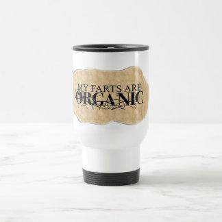 ORGÁNICO FARTS TAZA DE CAFÉ