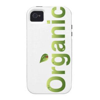 Orgánico iPhone 4/4S Fundas