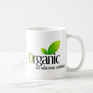 Orgánico - ningún silicón añadido taza clásica