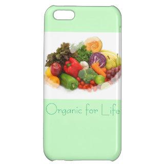 Orgánico para los Veggies de la vida en un Iphone